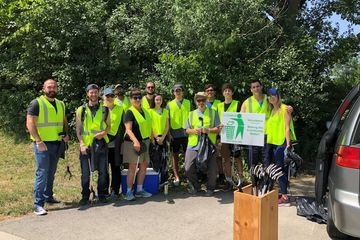 Start a local Clean Up - Give Back Chapter