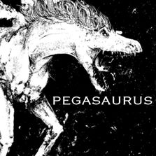 pegasaurus album steely barista the second release from the rock and roll band pegasaurus in 2018