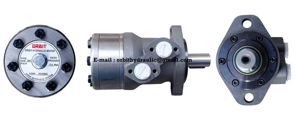 orbit hydraulic motor ohr