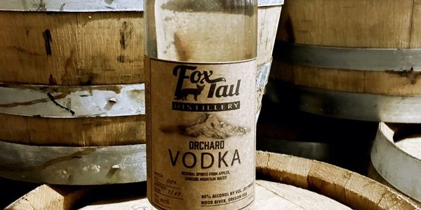 Fox-Tail's Products, Hard Cider, Spirits
