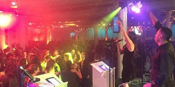Corporate Events by Crossing Midnight Entertainment - Live Bands