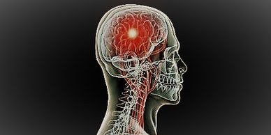 The degree of enhancement and size of brain tumor has decreased by Huo Energy Medicine