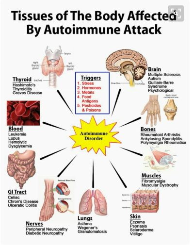 Acupuncture for immune disorders