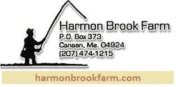 HARMON  BROOK  FARM.... WELCOME
