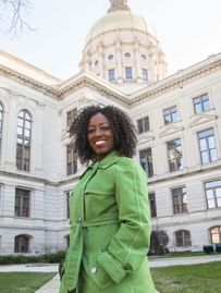 State Representative Dar'shun Kendrick, policy and advocacy expert and elected official