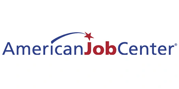 American Job Center logo for Ticket to Work Program