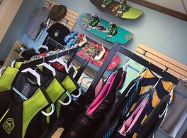 The Pro Shop at Imondi Wake Zone located in Fruita, Colorado