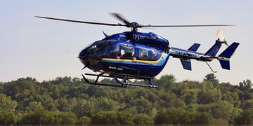 Mayo Clinic Helicopter