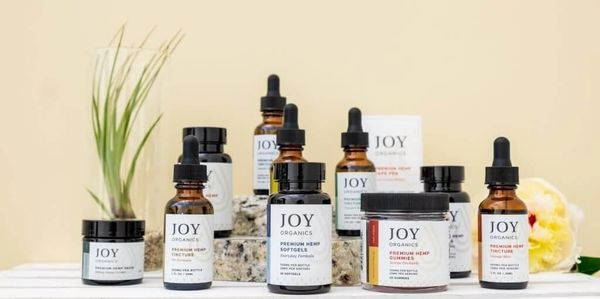 Full line of products at CBD Wellness Store in Bethel Park