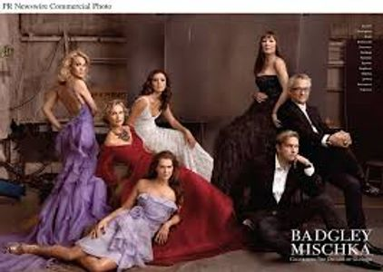 BADGLEY MISCHKA  Over the past thirty years, Badgley Mischka has flourished into a true lifestyle br