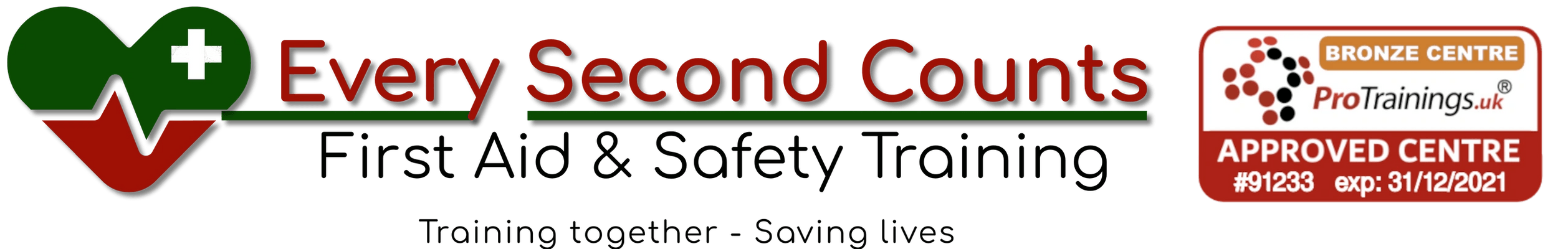 Every Second Counts First Aid & Safety Training