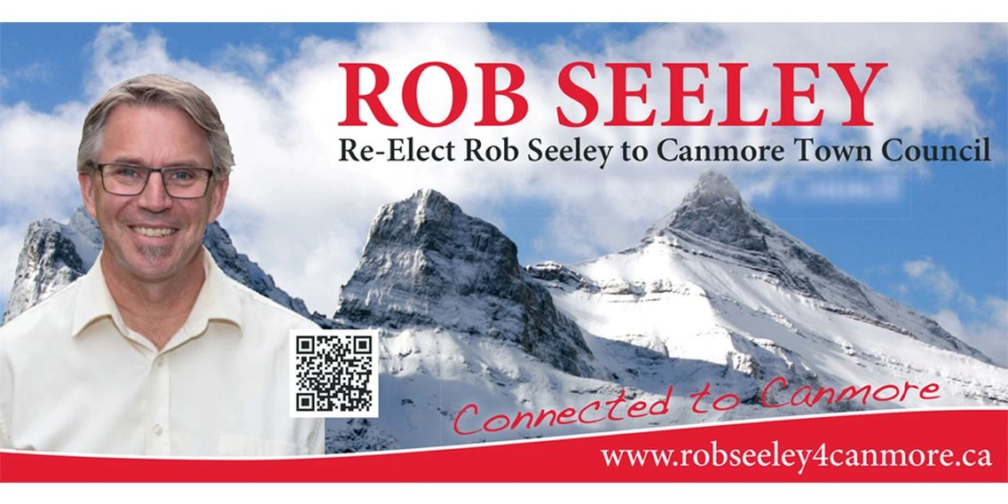 Vote Rob Seeley on October 16!