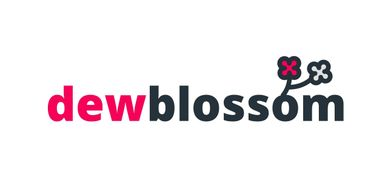 DewBlossom.com for sale on Squadhelp Cosmetics, beauty, cannabis