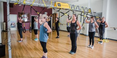 Strength and Conditioning with TRX