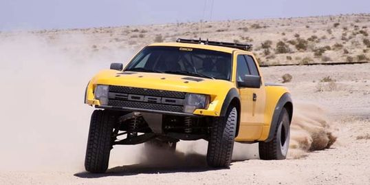 Ford Raptor Luxury Prerunner