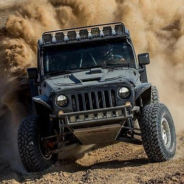 Jeep Off-Road Vehicle