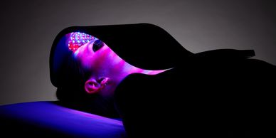 Treat wrinkles with Celluma LED light therapy