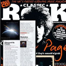 "Classic Rock Magazine review of ""Psycheclectic"""