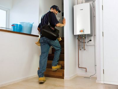 Bosch Tankless Installation in Washington DC