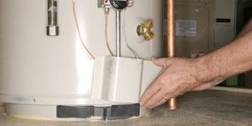 Water Heater Service in Arlington VA