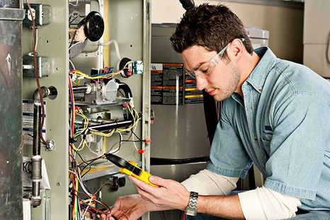 Furnace Repair HVAC Electrician Plumber Refrigeration Smart Services