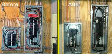 Electric Panel Replacement, Electric Panel Upgrade, Smart ServicesWashington DC
