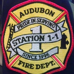 Audubon Fire department
