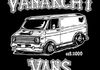 Vanarchy Vans van club t-shirt, 2017