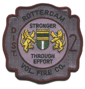Rotterdam Fire District 2