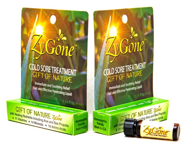 Zygone Cold Sore Treatment http://MKWebPro.com