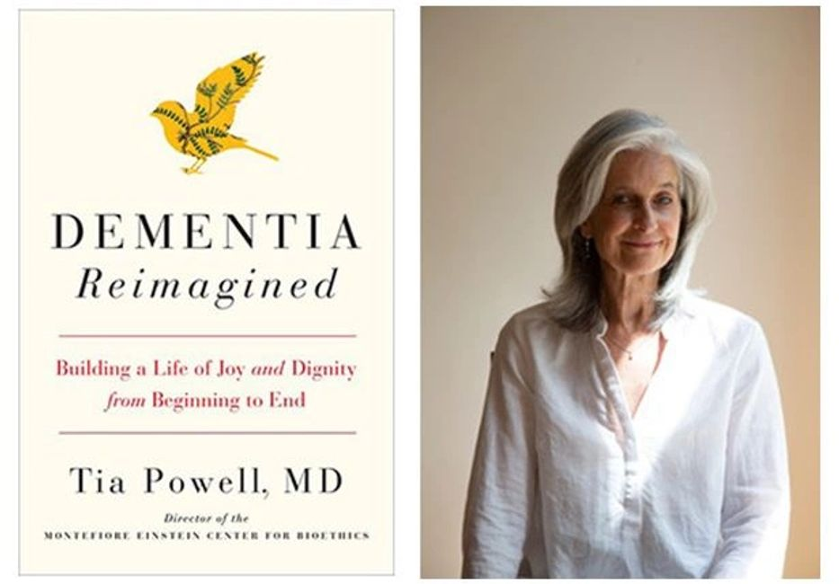 Dr Tia Powell and her book Dementia Reimagined