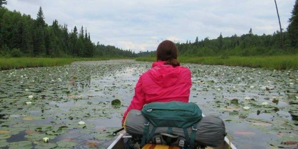 boundary waters, camping, canoeing, kayaking, fishing, outdoor, education