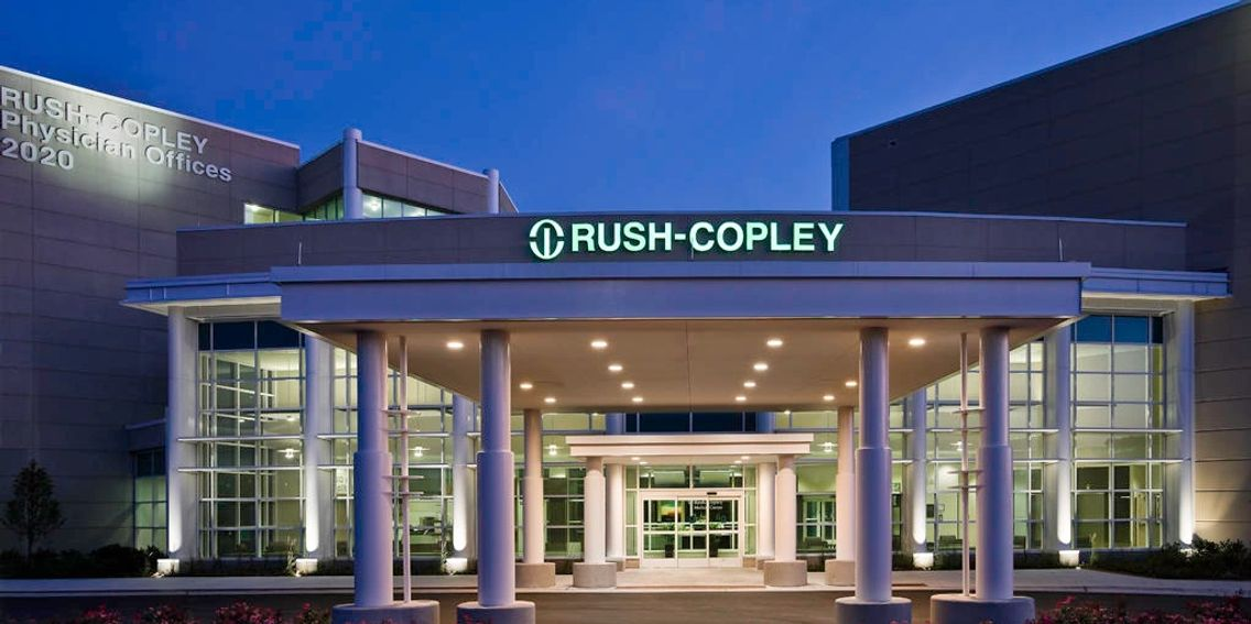 Rush Copley, radiology, breast imaging, medical imaging, MRI, Angiogram, Kyphoplasty, embolization,