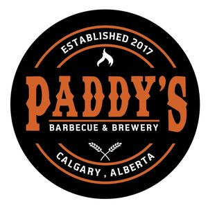 Paddy's Barbecue and Brewery logo