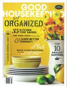 Good Housekeeping, kitchen, time saver, food prep, save water, sink, organized, food waste, compost