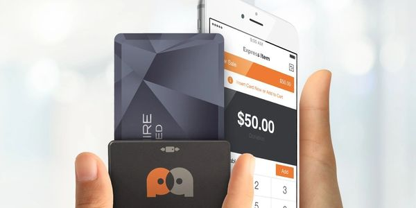 Accept payments on iOS and Android mobile devices