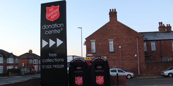 Commercial work - Salvation Army