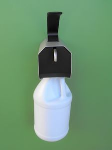 AR225 High Volume-Light Duty Wall Mounted  Dispenser for Pour Handle Gallon Bottles