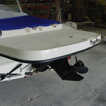 Cobalt Sea Ray 200