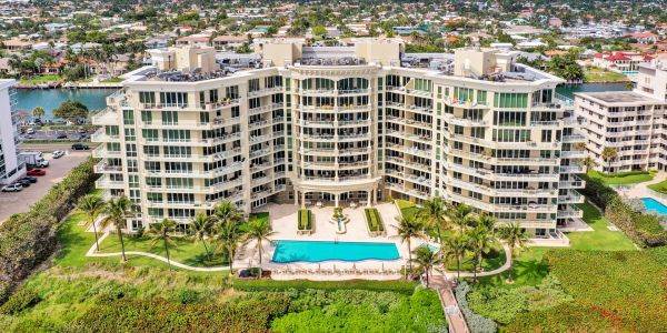 HILLSBORO BEACH CONDO ON MILLIONAIRES MILE