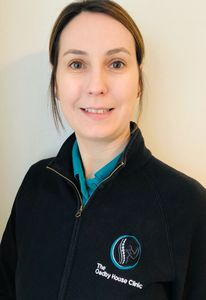 Joanne Hennell Physiotherapist, sports massage, acupuncture.Sports injuries, pain, Oadby Wigston