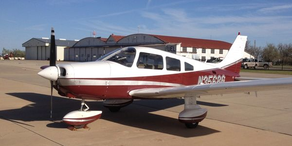 1980 Piper Warrior II/III, PA-28-161, N3568G