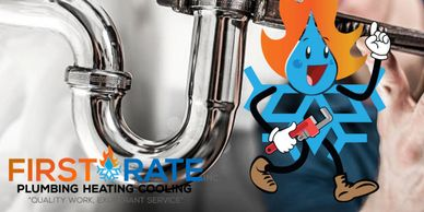 Home First Rate Plumbing Heating Cooling Inc