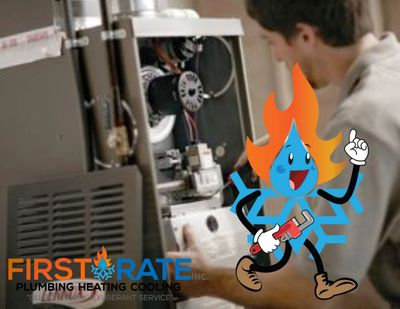First Rate Plumbing, Heating & Cooling Inc