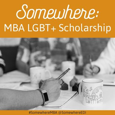 The first LGBT+ MBA Scholarship in Scotland