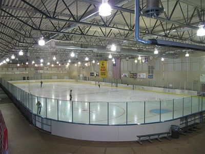 Cheyenne Ice and Events construction project photos