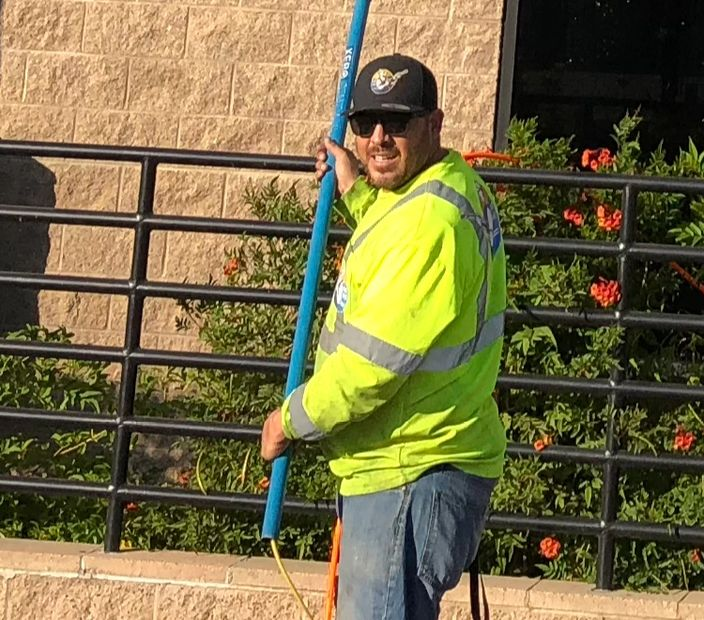 Lead Window Cleaning Technician