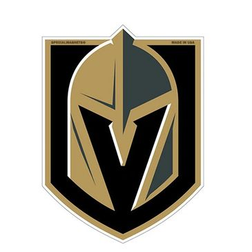 Special Magnet Las Vegas Golden Knights We offer custom Stickers or Magnets any Size or Design 2019