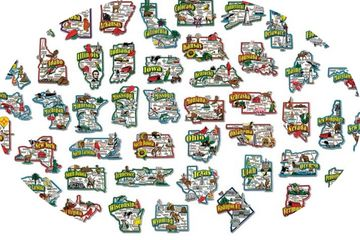 SPECIALMAGNETS.com Offers Huge Selection Decals ARIZONA, NEVADA, CALIFORNIA, TEXAS, NEW YORK FLORIDA