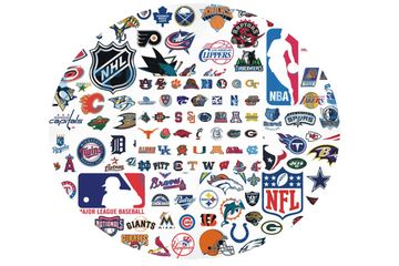 AMERICAN FOOTBALL, BASEBALL, BASKETBALL, HOCKEY, SOCCER, TENNIS, GOLF, RACING & UFC